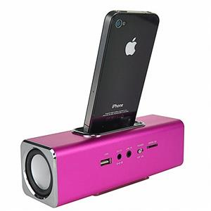 Music Angel JH-MAUK3 Portable Mini Speaker